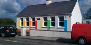 Cloverhill NS on the outskirts of Roscommon Town is in danger of closing unless students numbers increase.